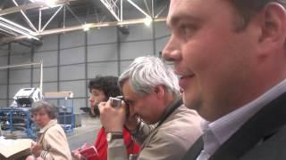 Производство Fuso Canter в Набережных Челнах(, 2011-06-05T19:16:11.000Z)