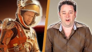 "NASA Scientist Reviews ""The Martian"""