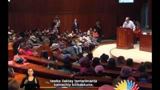 La Asamblea Informa / 30 enero 2015