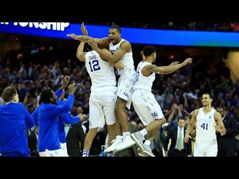 Elite Eight: Kentucky prevails against Irish