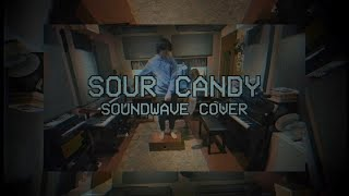 Lady Gaga, BLACKPINK - Sour Candy (Soundwave cover)