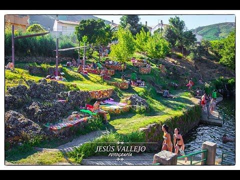 La adrada piscina natural finest piscinas naturales de for Piscinas naturales hornillo