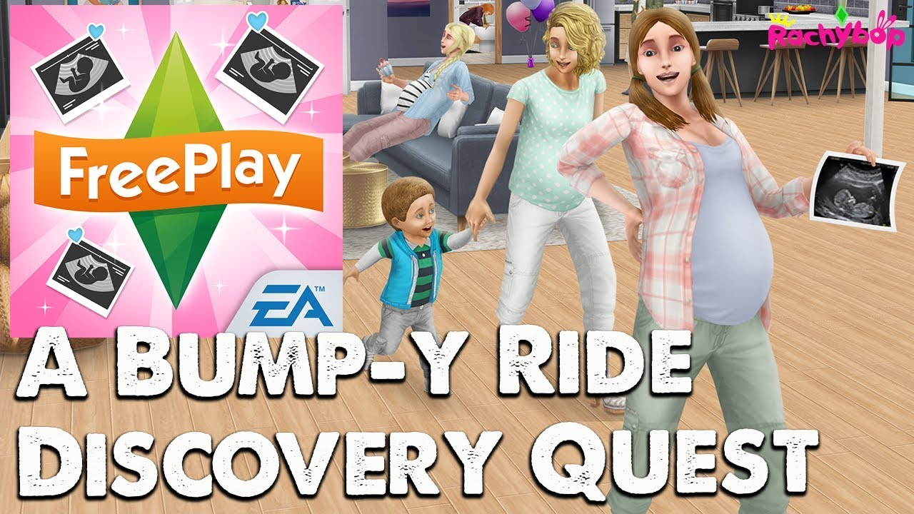 get the first ingredient sims freeplay