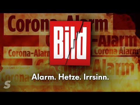 Exposed: Bild und ihr Corona-Alarm