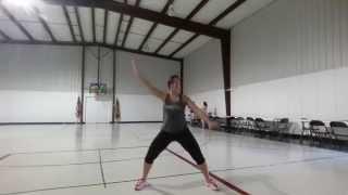 """""""BOOM SHAKA LAKA"""" Flo Rida HYPE Fitness with Emily Johnson"""