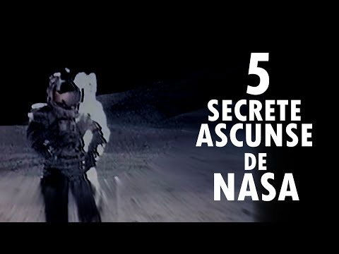Top 5 Secrete Ascunse de NASA