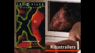 Expediente X 2 - Tooms (Trailer en Castellano)