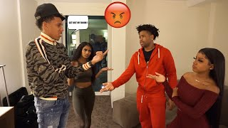 I DON'T LIKE YOU PRANK ON JAISAVAGE & CEY !! *THEY KICKED US OUT*