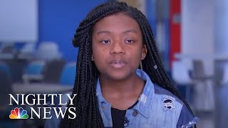 NASA Competition Teens Face Racist Attack | NBC Nightly News