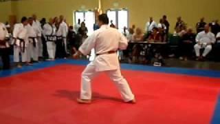 Hanshi Ian Pollet U.S Open World Championships 2009
