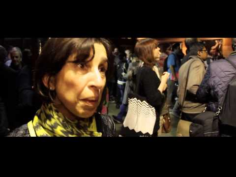 Vox Pops: The Commitments Press Night - Palace Theatre, West End - ATG Tickets