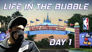 Life in the Bubble - Ep. 1: Day 1 | JaVale McGee Vlogs