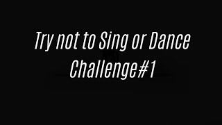 K-Pop Try not to Sing or Dance Challenge #1