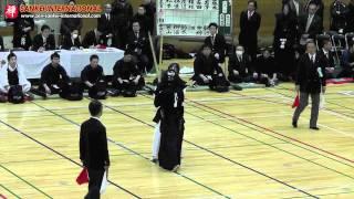 Kendo「剣道」- Amazing Shiai - Show no mercy [VID:20120225001]