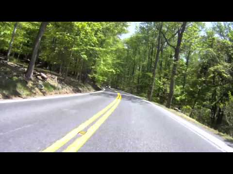 MD Rt 77 from Cavetown to Thurmont