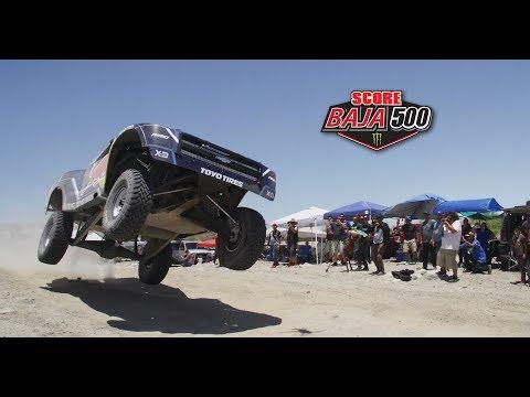 2019 SCORE Baja 500 Highlight Video