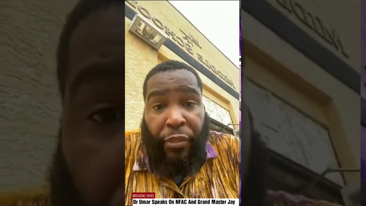 Umar Johnson On NFAC And GMJ