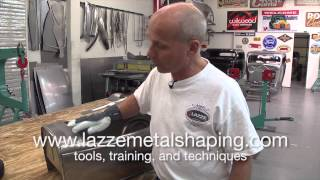 Metal Shaping With Lazze: '32 Roadster Pedal Car Update