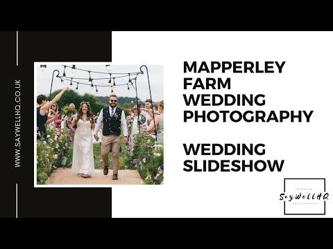 Mapperley Farm Derby - Mapperley Farm Summer Wedding