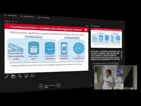 Owen Hughes - Couchbase NoSQL: Re-platforming for Big Data Success