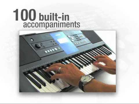 "Yamaha PSR-E333 61 Key Digital Keyboard at Toys""R""Us"