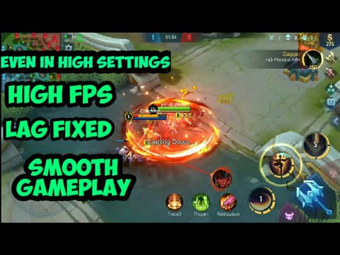 2020 HOW TO FIX FPS DROP AND LAG GAMEPLAY | MOBILE LEGENDS BANG BANG