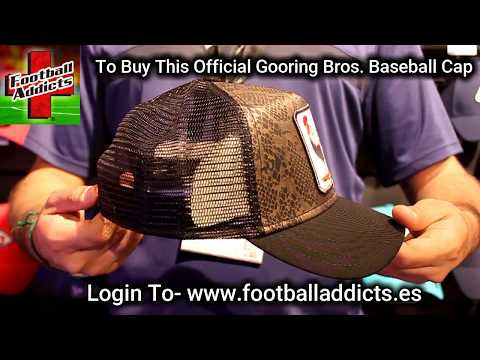GORRAS GOORIN BROS ANIMAL FARM HATS - YouTube