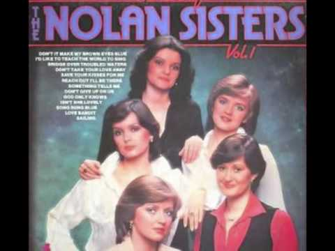 The Nolans, (Bright Eyes). Watership Down. A lovely version. enjoy