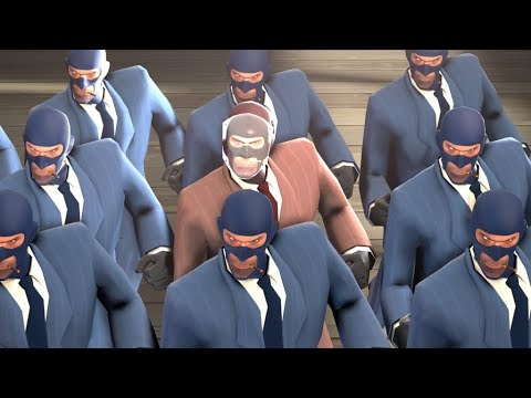 TF2: Journey Of A Bad Spy 3 - Behind Enemy Lines