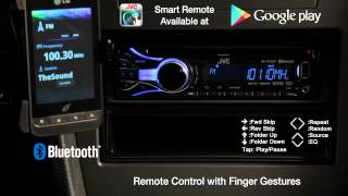 JVC Mobile Entertainment 2012 - CD and Digital Media Receivers - Smart Remote for Android