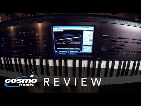 Korg Kronos Music Workstation Review - Cosmo Music