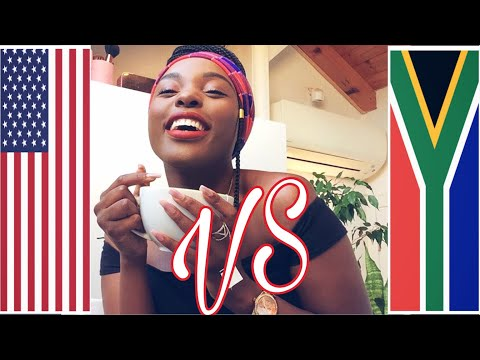 Dating In South Africa Vs USA | South African YouTuber