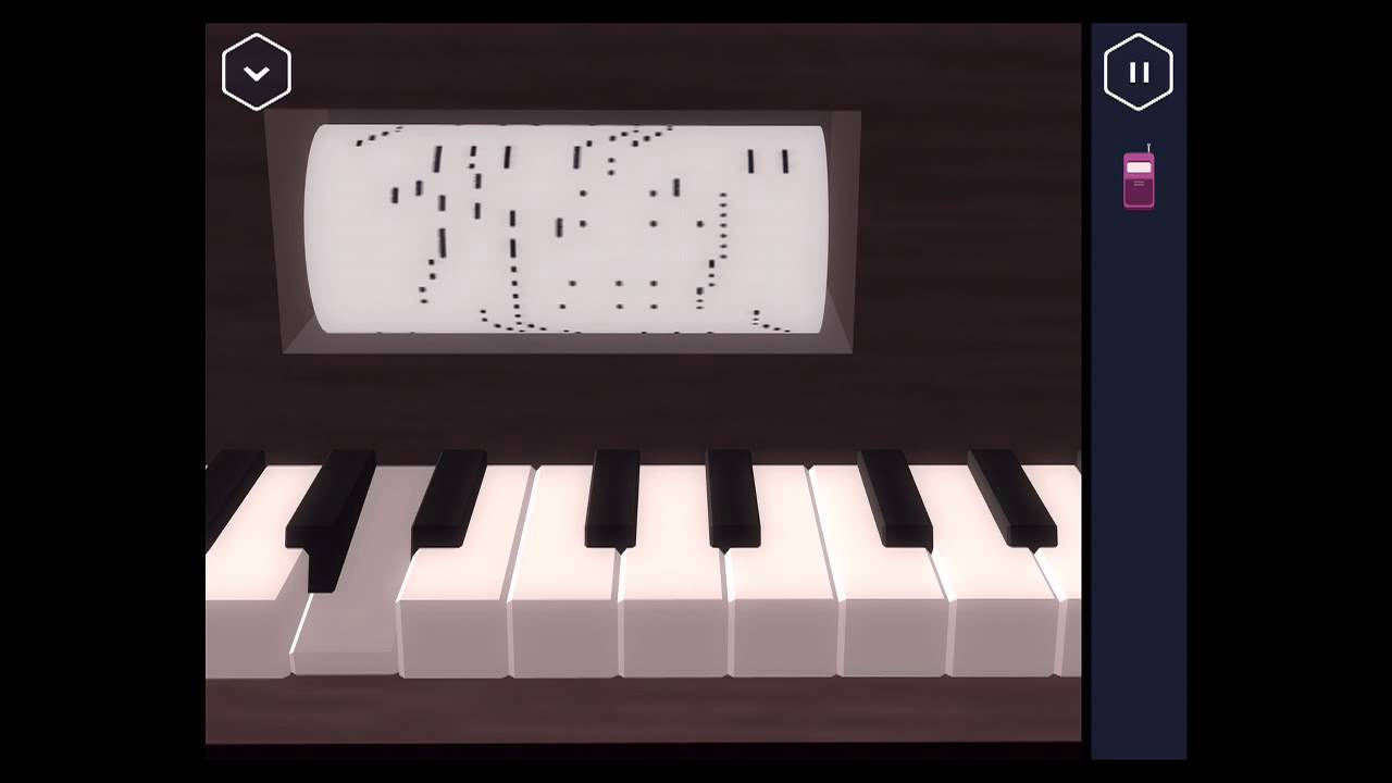 Agent A: A Puzzle in Disguise: Piano Puzzle Walkthrough & Solution