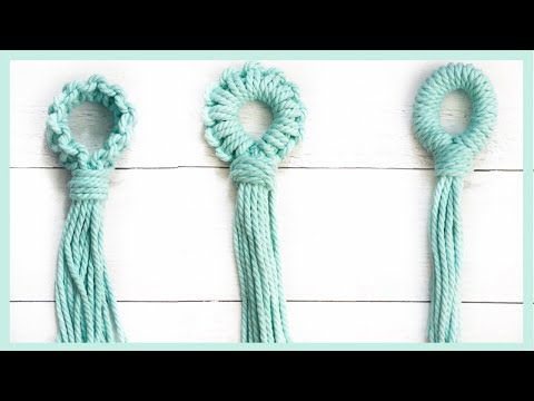 3-ways-to-start-a-macrame-plant-hanger-with-no-ring