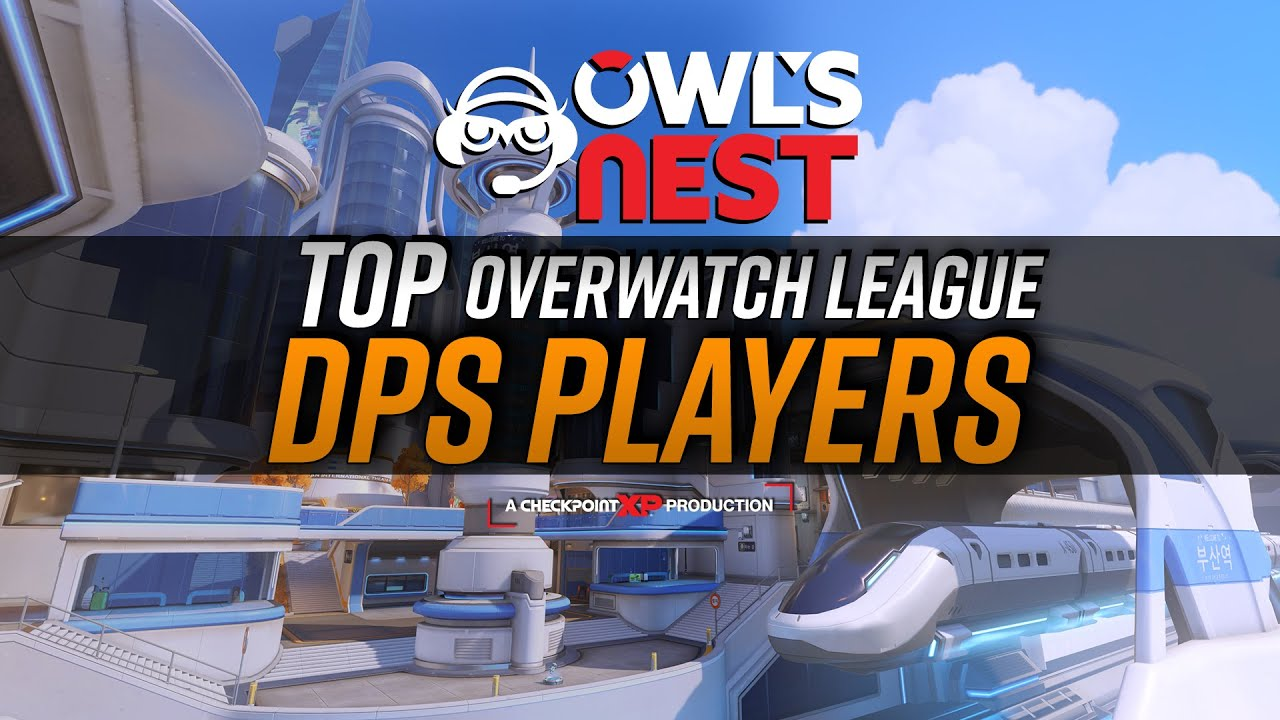 Top Tier DPS Overwatch League Players Of The Summer Showdown | Best in The Overwatch League