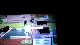 Andy Biersack & Juliet Simms (Sims 3 Pets)