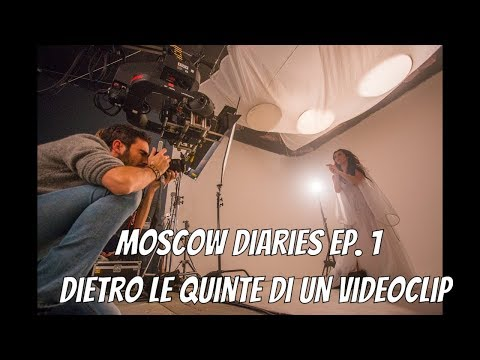 Moscow Diaries ep. 1 - Dietro le Quinte di un Videoclip (MAMA Backstage) [SUB ENG-RUS]