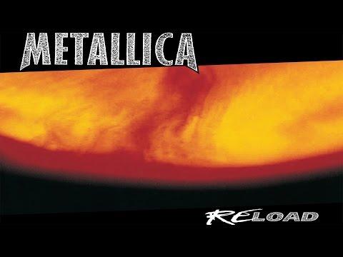 METALLICA - ReLoad 2X Vinyl Blackened Recordings [Full Album] HD