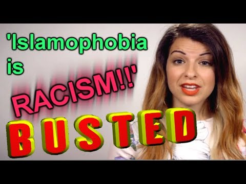 'Islam-o-phobia IS RACISM'... BUSTED