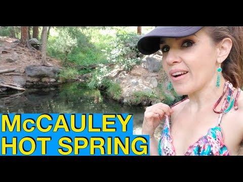 Jemez Hot Springs 1 Of 3: McCauley Hot Springs