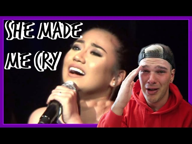 I CRIED! Morissette Amon - I Love You Goodbye (Music Museum Stages Sessions) REACTION!!!