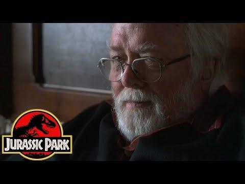 The Death of John Hammond - Michael Crichton's Jurassic Park