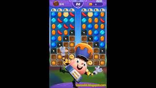 Candy Crush Friends Saga Level 244 (No boosters)