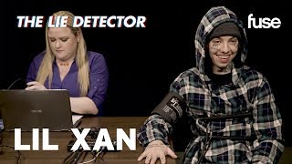 Download Lil Xan Takes A Lie Detector Test | Fuse Mp3 and Videos