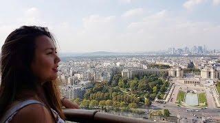 I Travelled Alone to PARIS |Travel Vlog | PARIS 2016