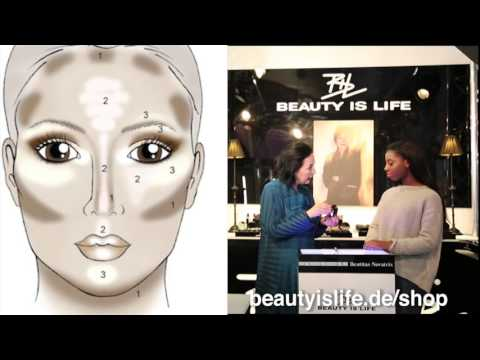 BEAUTY IS LIFE Tutorial – How to: Slim Your Nose | Nasen Contouring