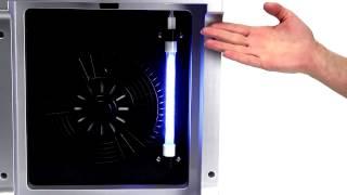 видео Очиститель воздуха Timberk TAP FL500 MF (W)