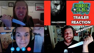 """Halloween"" 2018 Reboot / Sequel Trailer Reaction & Breakdown - The Horror Show"