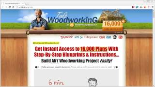 Teds Woodworking Review 2014   Buy Discounted