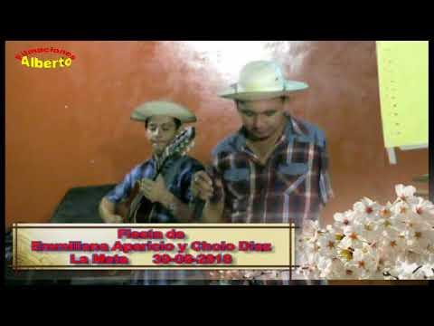 Ruben Moreno Y Only Nuñez En Gallino Chitre